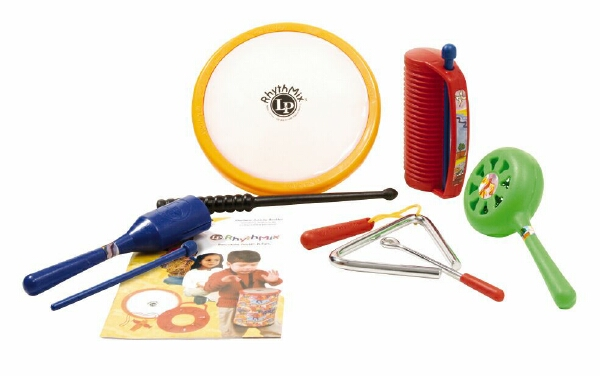 Kids Praise Rhythmix 5 Piece Musical set