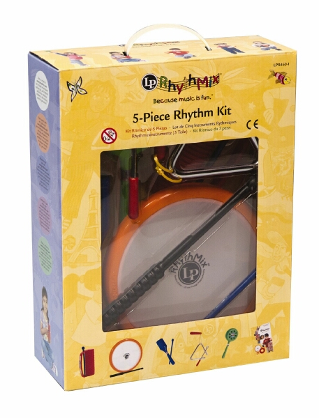 Kids Praise Rhythmix 5 piec rhythm kit Latin Percussion