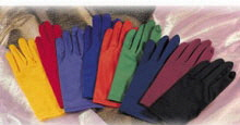 COLORGUARD GLOVES SOLID